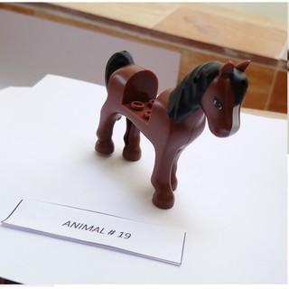 Nhân vật Lego Animal #19 Ngựa (dòng Friend)