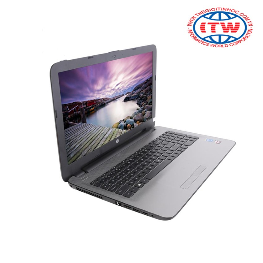 Laptop HP 15-ay538TU I3-6006U - 1AC62PA (Bạc)