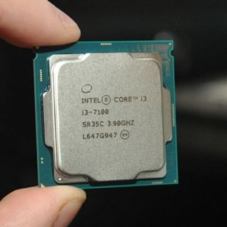 Bộ vi xử lí CPU Intel I3 7100 hỗ trợ socket 1151