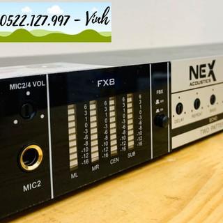 Vang cơ Nex Acoustic FX8 cao cấp ( Full Box ), thiết bị chống hú - Gia Khang Shop thumbnail