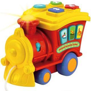 Đầu tàu hỏa Winfun có nhạc