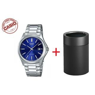 (TẶNG KÈM LOA BLUETOOTH TRỊ GIÁ 599K) Đồng hồ nam chính hãng Casio - MTP-1183A-2ADF- mặt kính cứng chống xước tuyệt đối