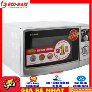 Lò vi sóng Sharp nhập khẩu Thái Lan R21A1 Nấu, hâm nóng, rã đông (Hàng mới nguyên thumbnail