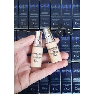Kem nền căng bóng Dior Forever Skin Glow 5ml 1N thumbnail