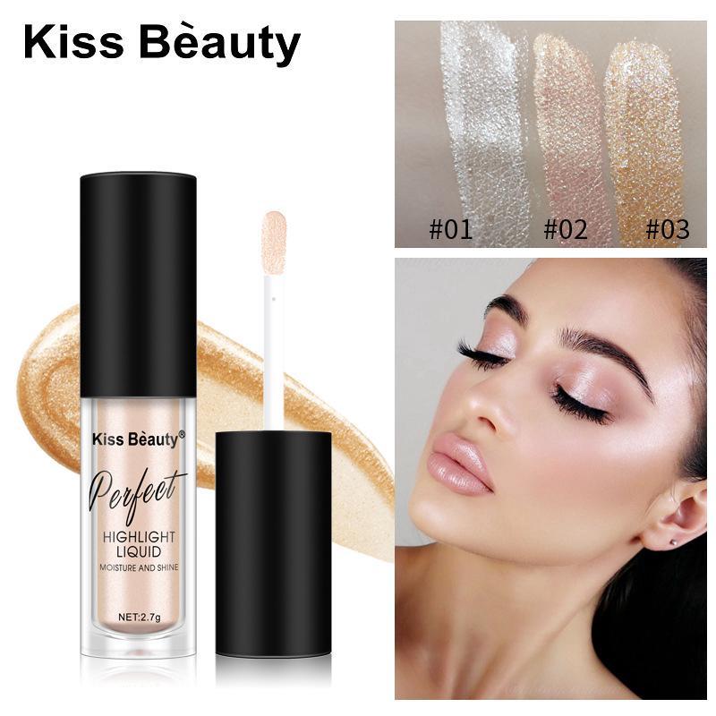 Kem bắt sáng dạng lỏng hiệu Kiss Beauty chất lượng cao thumbnail