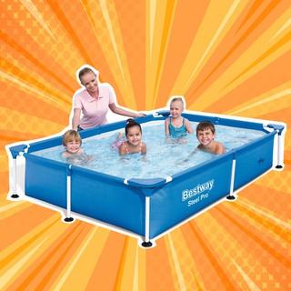 Bể bơi khung kim loại chính hãng Bestway 56401 cho bé giá rẻ nhất thị trường