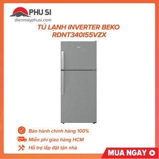 Tủ Lạnh Inverter Beko RDNT340I55VZX