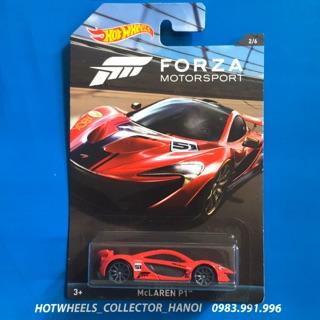 Xe Hot Wheels – McLaren P1