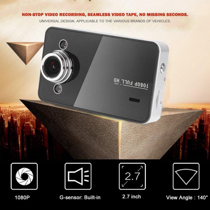 Camera Hành Trình K6000 Full Hd 1080p