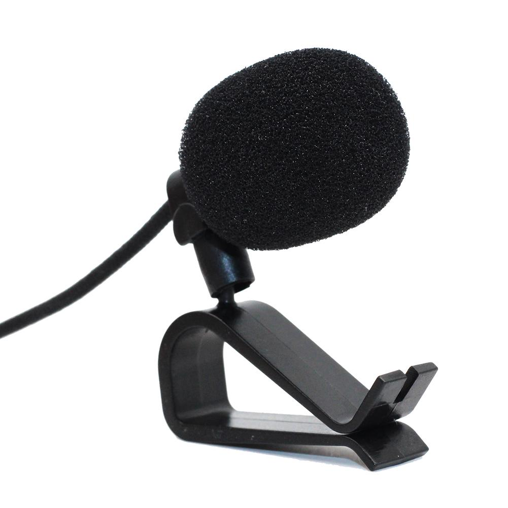 For SOOCOO S200 Action Camera Voice Reception Recording External Microphone