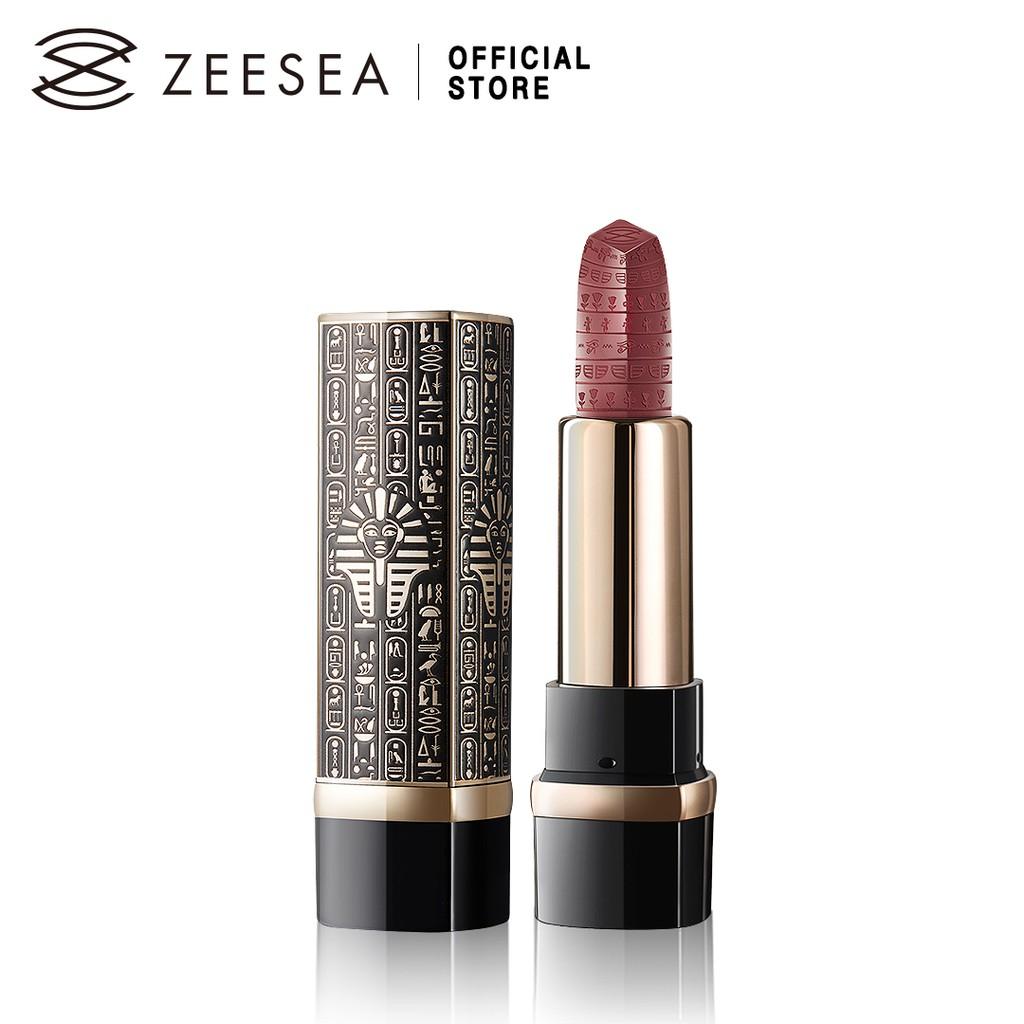 Son lì Zeesea lâu trôi dễ sử dụng với 10 màu tùy chọn