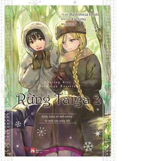 Sách Rừng Taiga - Tập 2 thumbnail