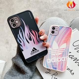 Adidas Vỏ Điện Thoại Di Động Cho IPhone11 12 XR 7Plus SE2 XS Max 11 Promax
