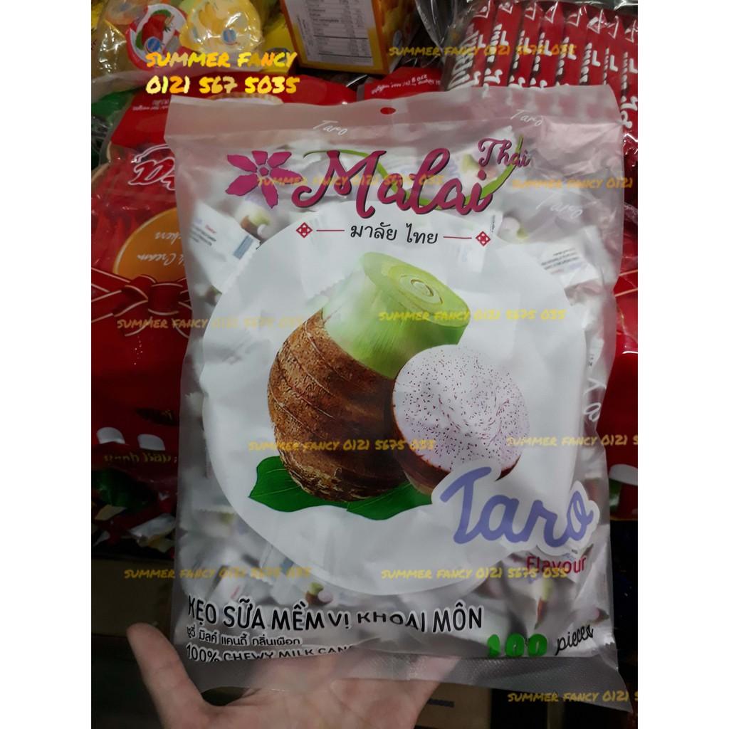 360g Kẹo sữa mềm vị khoai môn Malai Thai - chewy milk candy - Taro flavour - 10024054 , 730888015 , 322_730888015 , 50000 , 360g-Keo-sua-mem-vi-khoai-mon-Malai-Thai-chewy-milk-candy-Taro-flavour-322_730888015 , shopee.vn , 360g Kẹo sữa mềm vị khoai môn Malai Thai - chewy milk candy - Taro flavour