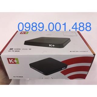 Bộ đầu thu K+ TVBOX 3 tháng