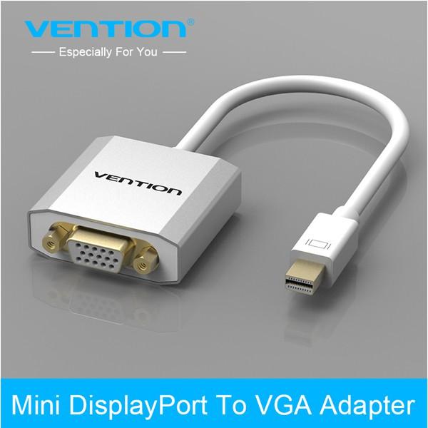 Cáp chuyển đổi Mini DisplayPort to VGA Vention DCAWB - 3587360 , 1258523674 , 322_1258523674 , 380000 , Cap-chuyen-doi-Mini-DisplayPort-to-VGA-Vention-DCAWB-322_1258523674 , shopee.vn , Cáp chuyển đổi Mini DisplayPort to VGA Vention DCAWB