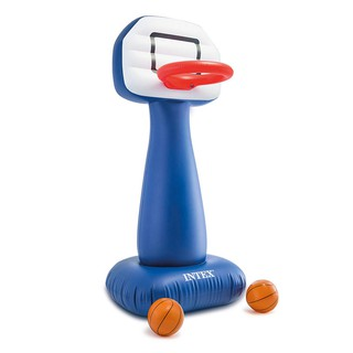 Cọc gôn hơi ném bóng rổ INTEX 57502