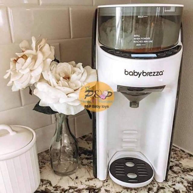 Máy pha sữa tự động Baby brezza