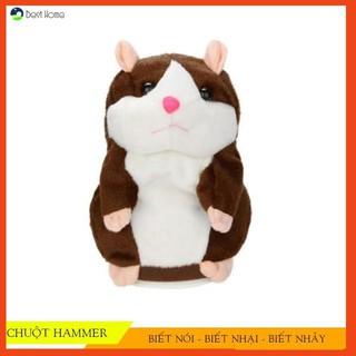 [Độc Lạ] Đồ chơi Chuột Hamster biết nhại biết nói biết nhảy – Talking Hamster