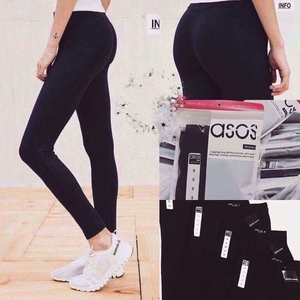 Quần-legging-nữ-nâng mông-cao cấp-hàn quốc | WebRaoVat