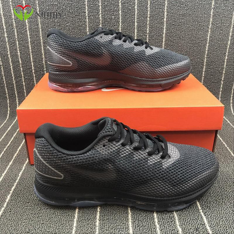 Nike ZOOM ALL OUT LOW 2.0 Nike air cushion 2 รองเท้าผ้าใบ