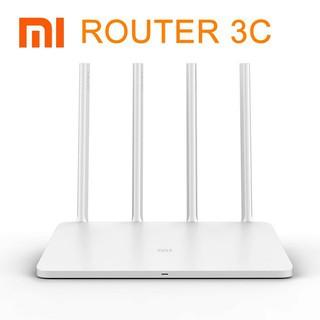Bộ phát wifi Router wifi xiaomi Gen 3C/ xiaomi 3A chuẩn N 4 anten chịu tải cao cực kỳ ổn định