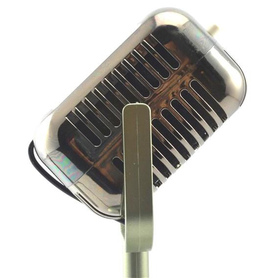 Micro Thu Âm Phong Cách Cổ Điển C01u
