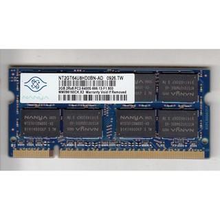 Ram Nanya 2GB DDR2 bus 800 cho Laptop thumbnail
