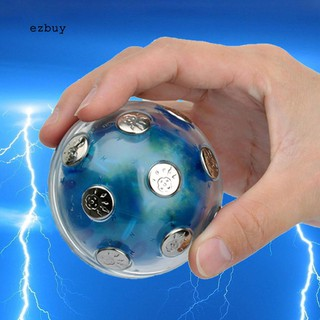 【Ready Stock】Electric Shock Shocking Glowing Ball Game Hot Party KTV Entertainment Toy
