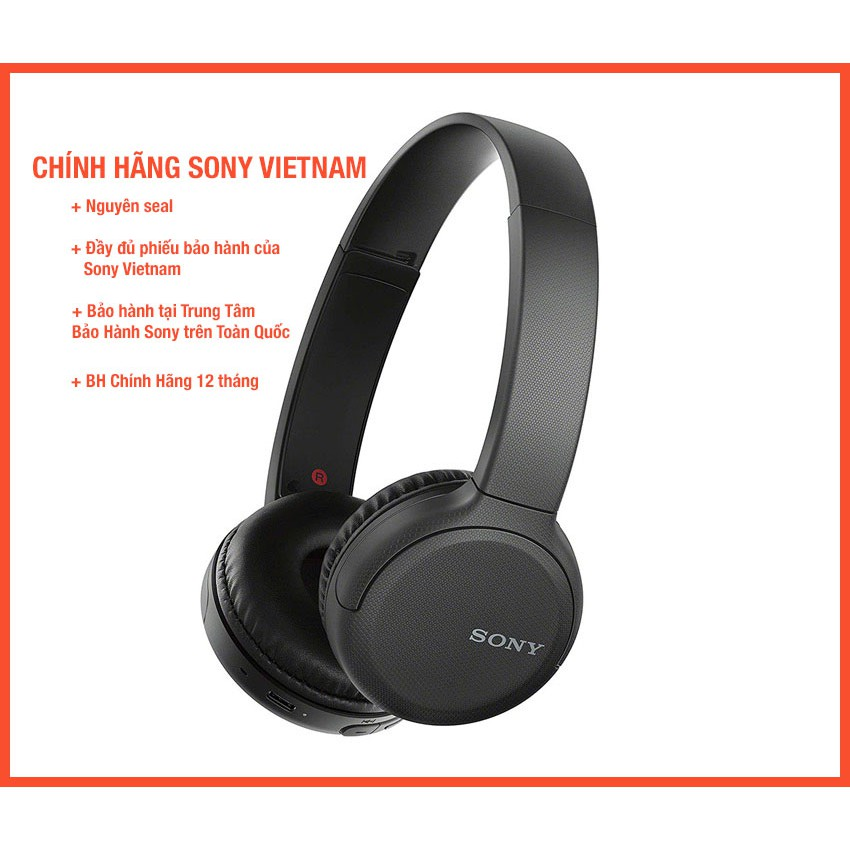 Tai nghe Bluetooth Sony WH-CH510