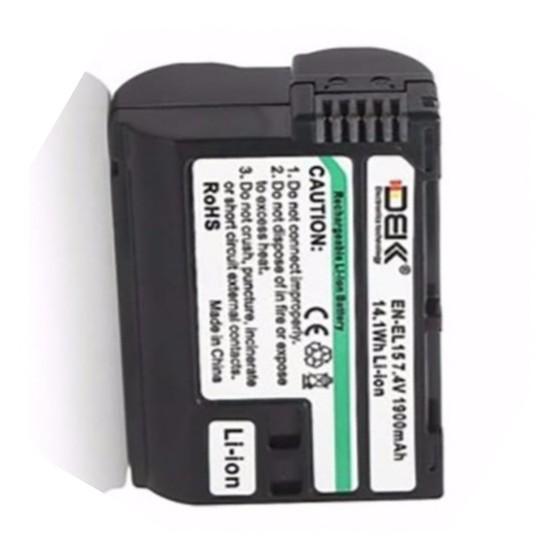 Pin DBK EN-EL15 dùng cho máy ảnh Nikon D800, D800E, D7000, D600