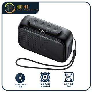 [Bảo Hành 12 Tháng] Loa Bluetooth Mini 5.0 ROBOT RB100 Hỗ Trợ Thẻ Micro SD & USB Âm Bass Cực Đỉnh
