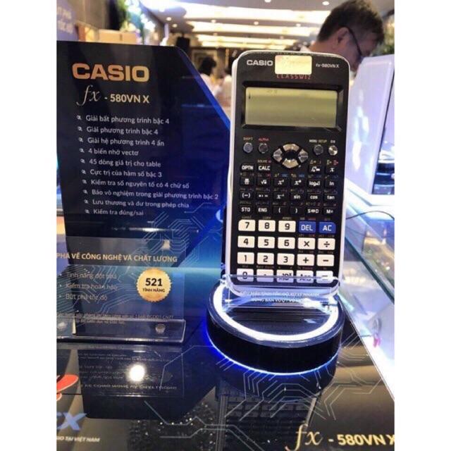 Máy tính học sinh fx 580vnx