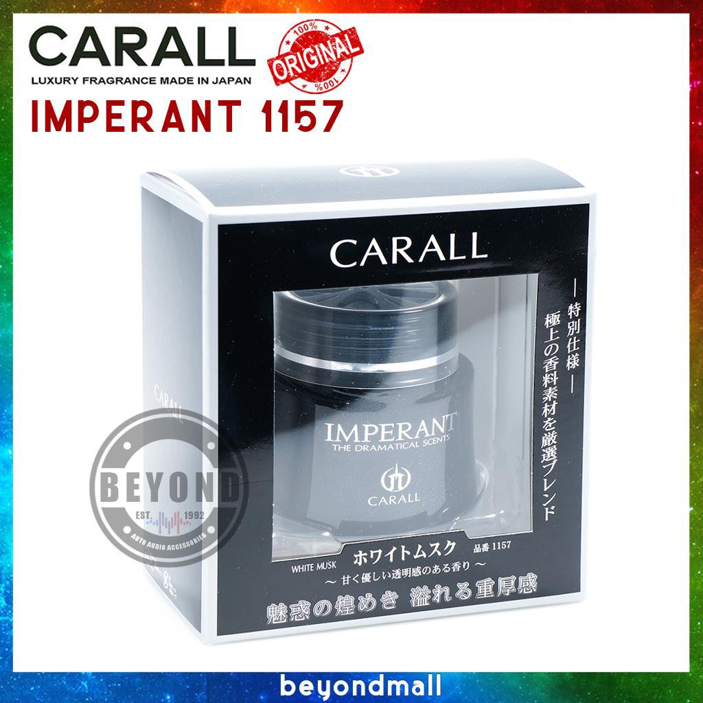 Nước hoa xe hơi Imperant Carall - CHÍNH HÃNG made in JAPAN      🇯🇵