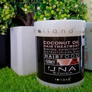 Hấp dừa rolland 1000ml phục hồi tóc hư tổn thumbnail