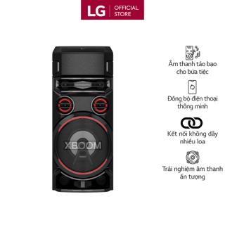 Loa di động LG XBOOM RN7 - Hàng chính hãng thumbnail