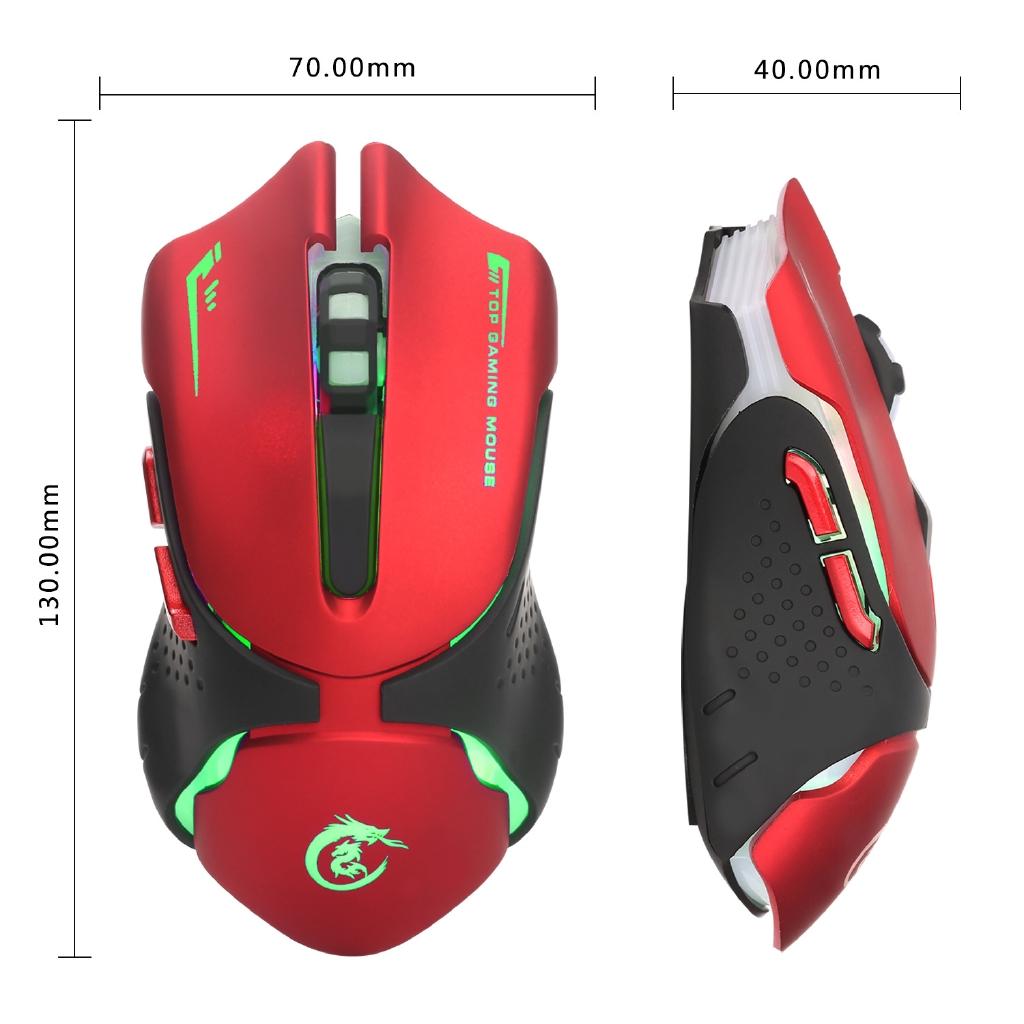 Chuột Gaming A 903 Phát Sáng Nhiều Màu