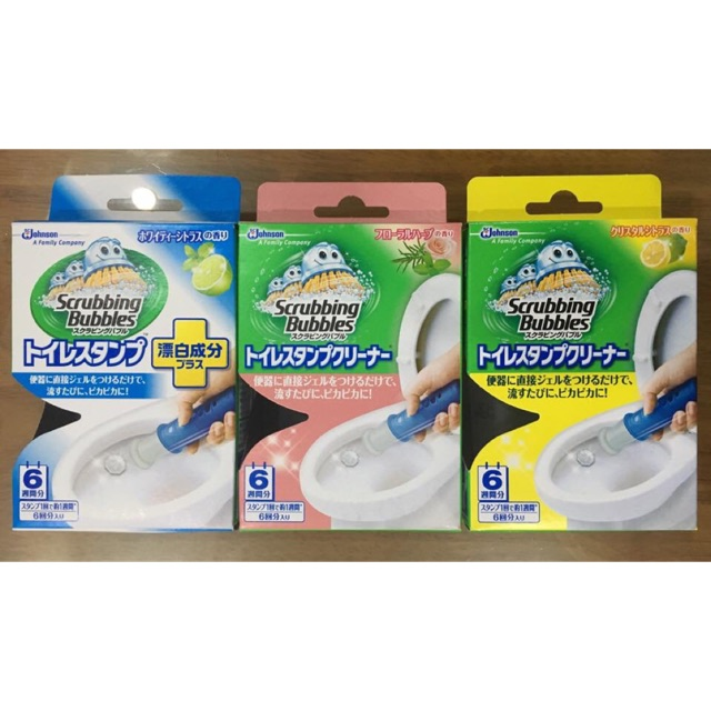 Gel rửa bồn cầu Nhật Bản