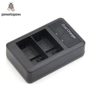 pw MAMEN EN-EL5 2 Slots Camera Battery Charger