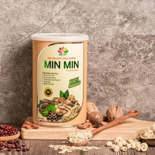 Combo 3 hộp ngũ cốc MinMin tặng 1 cốc