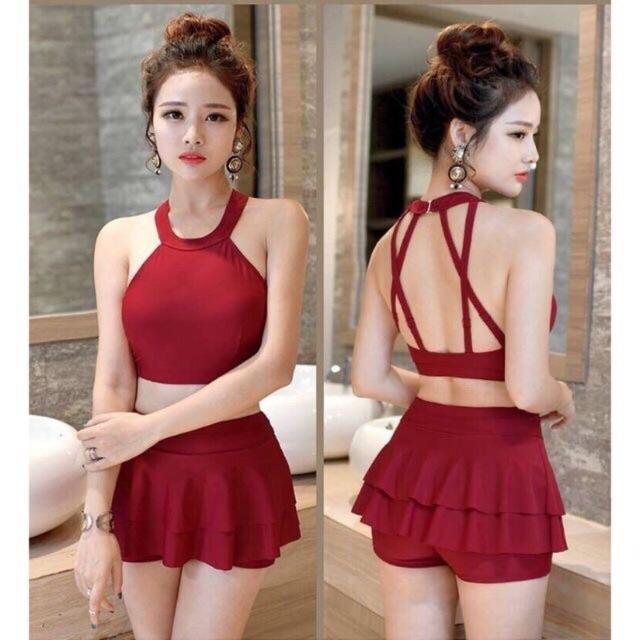 Bikini Hàn Quốc - 3357862 , 1283701492 , 322_1283701492 , 140000 , Bikini-Han-Quoc-322_1283701492 , shopee.vn , Bikini Hàn Quốc