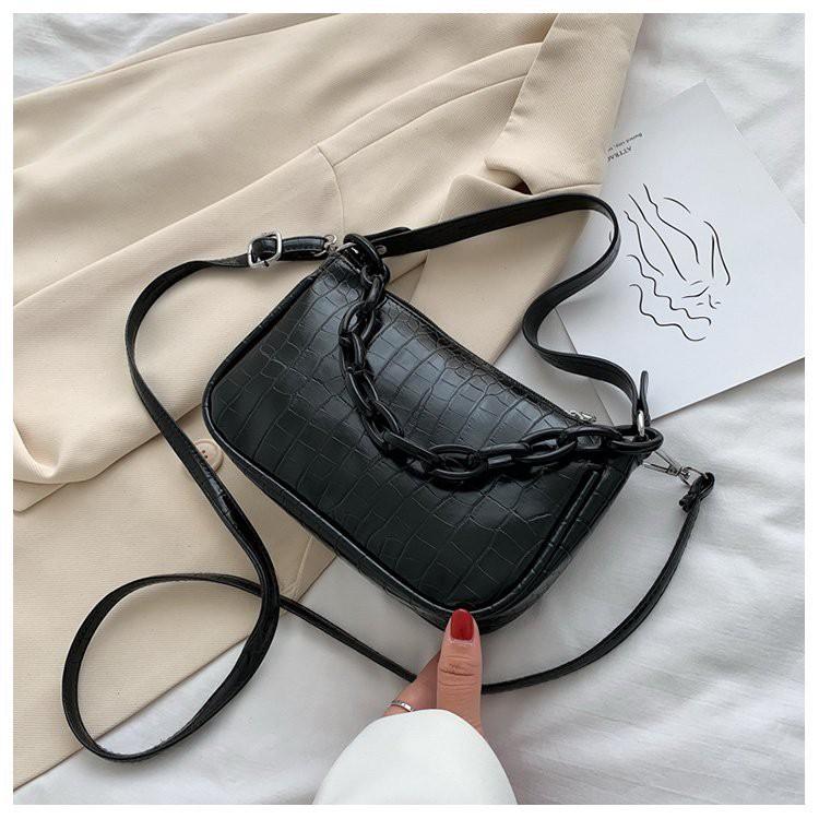 Túi xách nữ công sở đeo chéo thời trang đẹpD7245