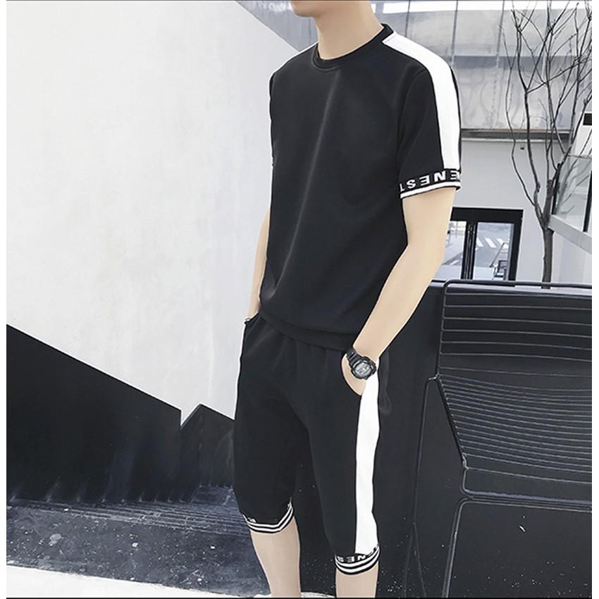 Bộ quần áo thun nam mùa hè Zenkonam MEN QA 008 B - 2991306 , 1226176182 , 322_1226176182 , 150000 , Bo-quan-ao-thun-nam-mua-he-Zenkonam-MEN-QA-008-B-322_1226176182 , shopee.vn , Bộ quần áo thun nam mùa hè Zenkonam MEN QA 008 B