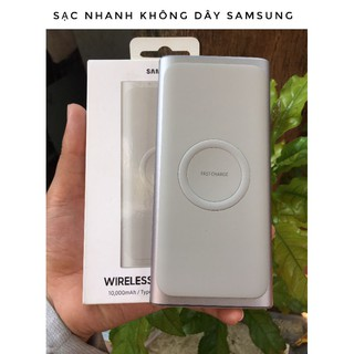 [Chính hãng][Siêu rẻ] Sạc dự phòng không dây Samsung 10.000mAh