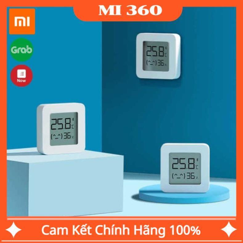 Ẩm Kế Thông Minh Xiaomi Mijia Gen 2 ✅ Đồng Hồ Đo Nhiệt Độ, Độ Ẩm Bluetooth Mijia Gen 2 Chính Hãng
