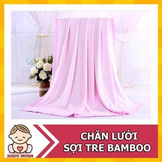 [HÀNG XUẤT] Chăn Lưới Sợi Tre Bamboo Hàng Xuất ẤN thumbnail