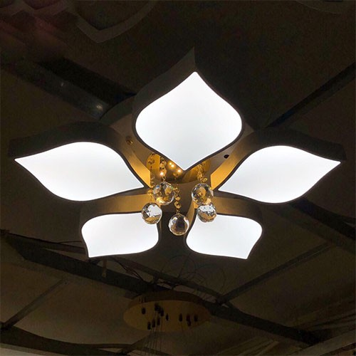 Đèn ốp trần LED MONSKY 3 chế độ RT330 tiết kiệm điện năng