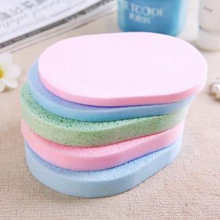 Xốp rửa mặt mềm mại nhiều màu sắc tiện lợi dễ sử dụng 4