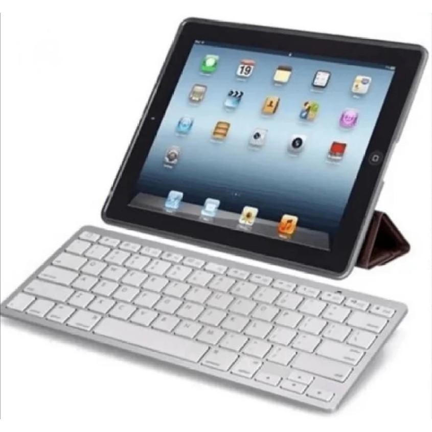 Bàn phím Bluetooth dùng cho máy tính bảng, điện thoại tabs keyboard (White) 2018 - 3573858 , 990206357 , 322_990206357 , 200000 , Ban-phim-Bluetooth-dung-cho-may-tinh-bang-dien-thoai-tabs-keyboard-White-2018-322_990206357 , shopee.vn , Bàn phím Bluetooth dùng cho máy tính bảng, điện thoại tabs keyboard (White) 2018