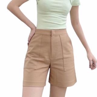 Happy Zoo - Quần shorts túi đắp ( 2 màu ) thumbnail
